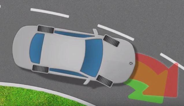 Hệ thống đánh lái chủ động trên Honda Civic