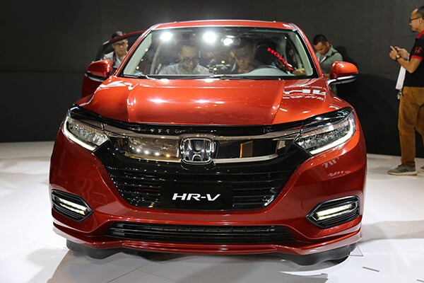 Đầu xe honda HRV