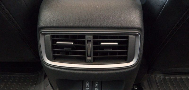 Cửa gió điều hòa sau Honda CRV