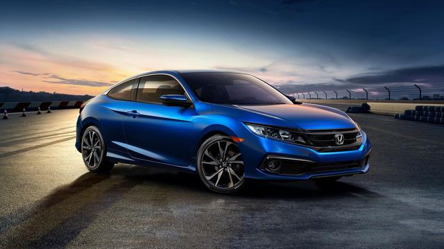 Honda civic thế hệ 11