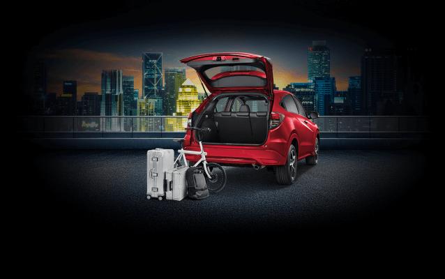 Honda HRV toàn cầu
