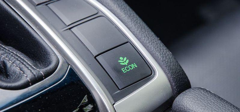 Tính năng ECON trên Honda Civic