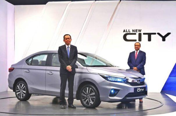 Honda City 2021 thế hệ thứ 5 sở hữu nhiều nâng cấp vượt trội cả về thiết kế và tính năng.