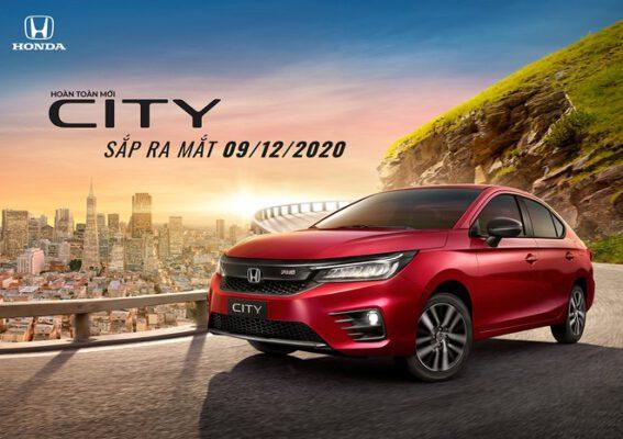 Honda Ô tô Mỹ Đình nhận đặt xe từ đầu tháng 10/2020 và dự kiến ra mắt 09/12/2020