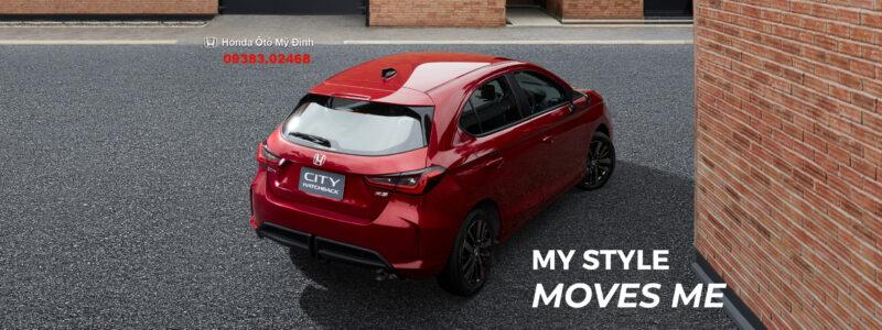 Honda city 2021 hatchback
