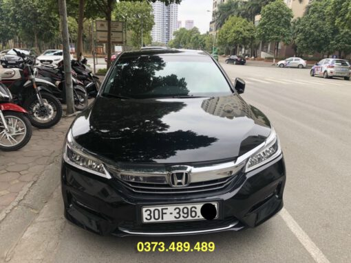 Honda Accord 2.4 2018 Đen
