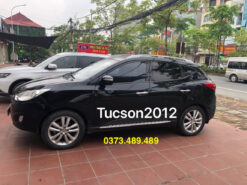 Hyundai Tucson Đen 2012