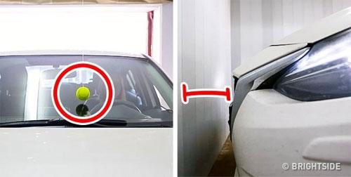 Mẹo đỗ xe an toàn