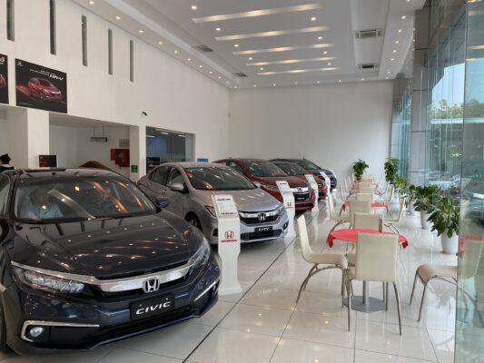 Quy trình mua xe ô tô Honda tại Honda Ô tô Mỹ Đình