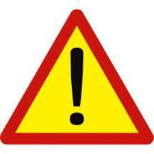 Logo biển báo nguy hiểm