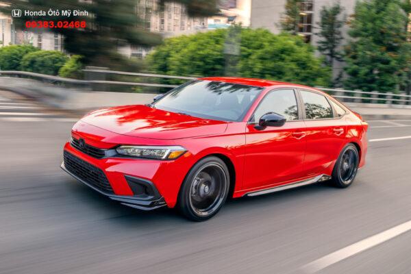 Ngoại thất Honda Civic 2022