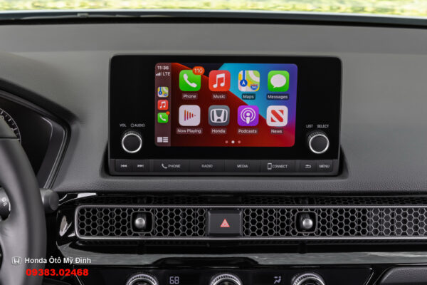 Apple Carplay/ Androi Auto