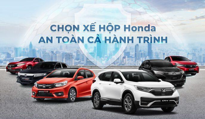 Ô tô Honda mới